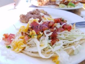 World Famous taco