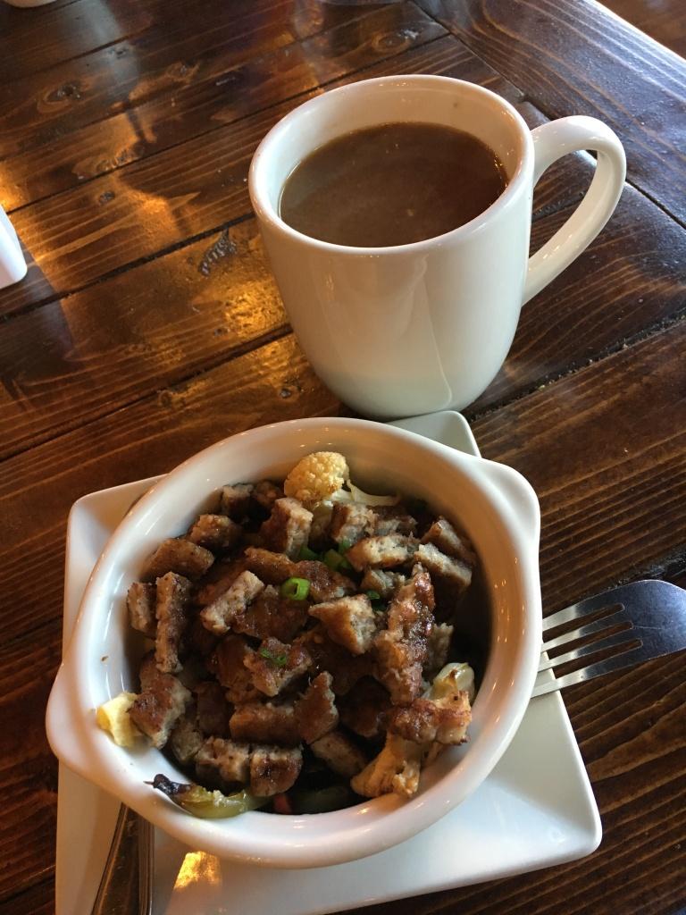 Breakfast at Depot Cafe