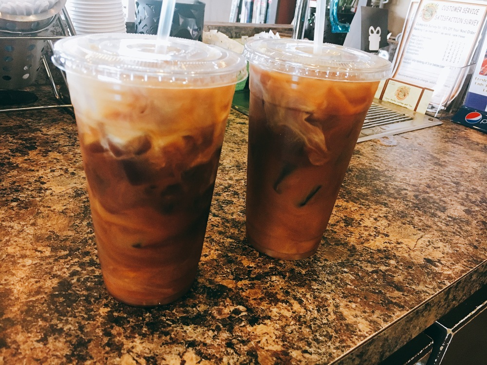 Cold brew from Java Werks
