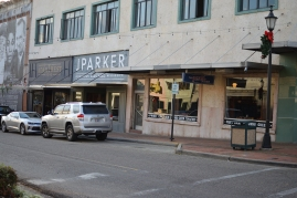 JPARKER and The Pearl Diner