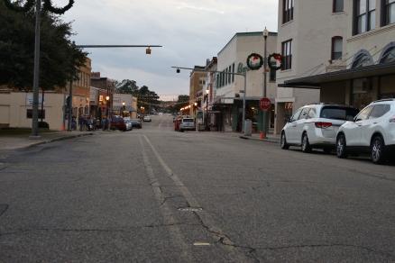 downtown Laurel views